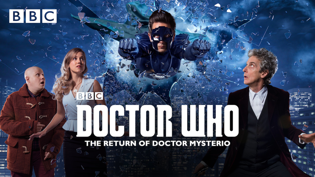 Doctor Who: The Return of Doctor Mysterio on Netflix UK