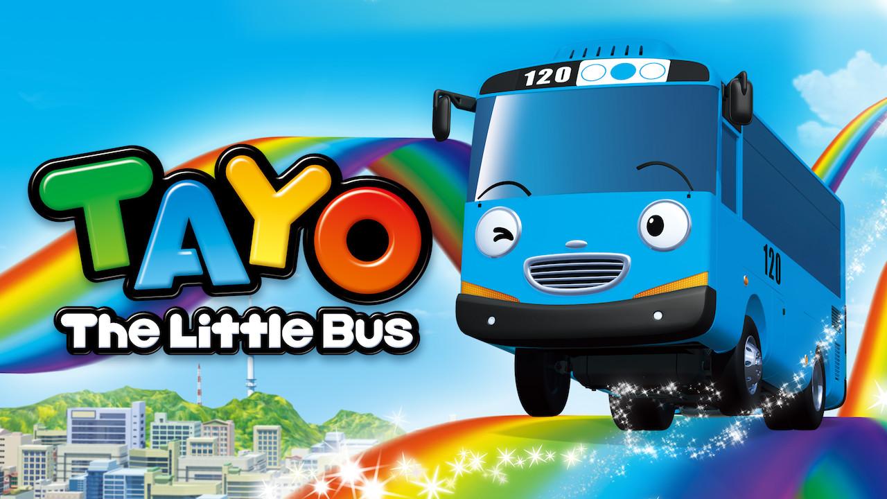 Tayo the Little Bus on Netflix UK