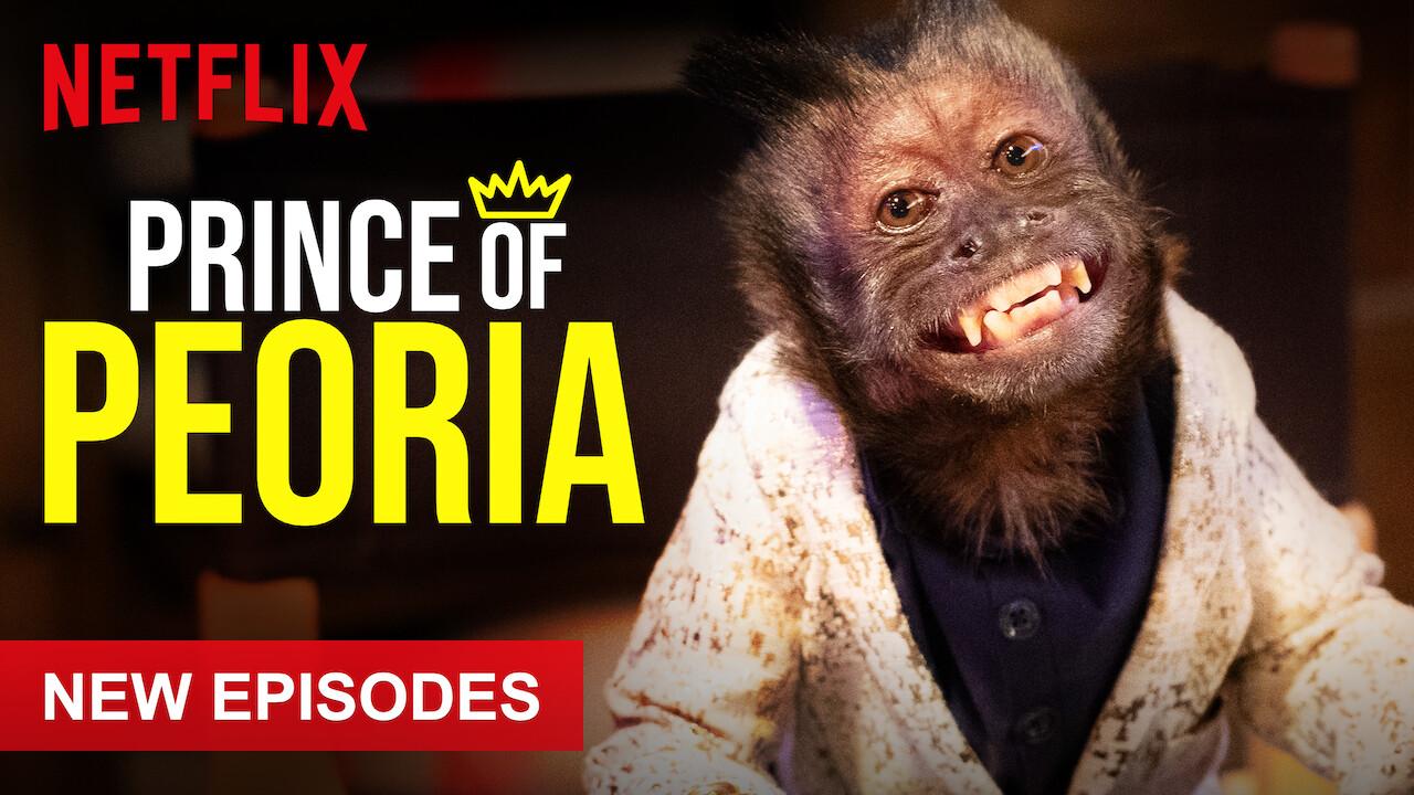 Prince of Peoria on Netflix UK