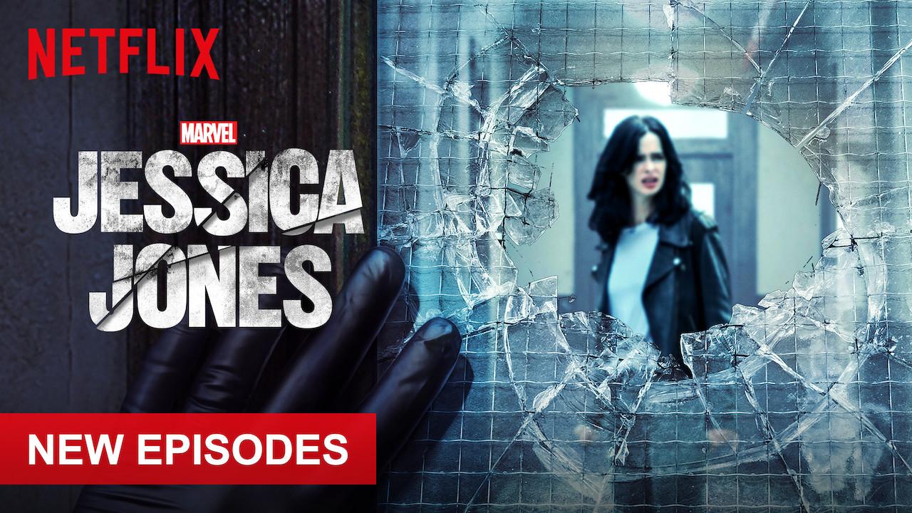 Marvel's Jessica Jones on Netflix UK