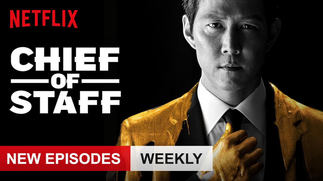 Chief of Staff on Netflix UK