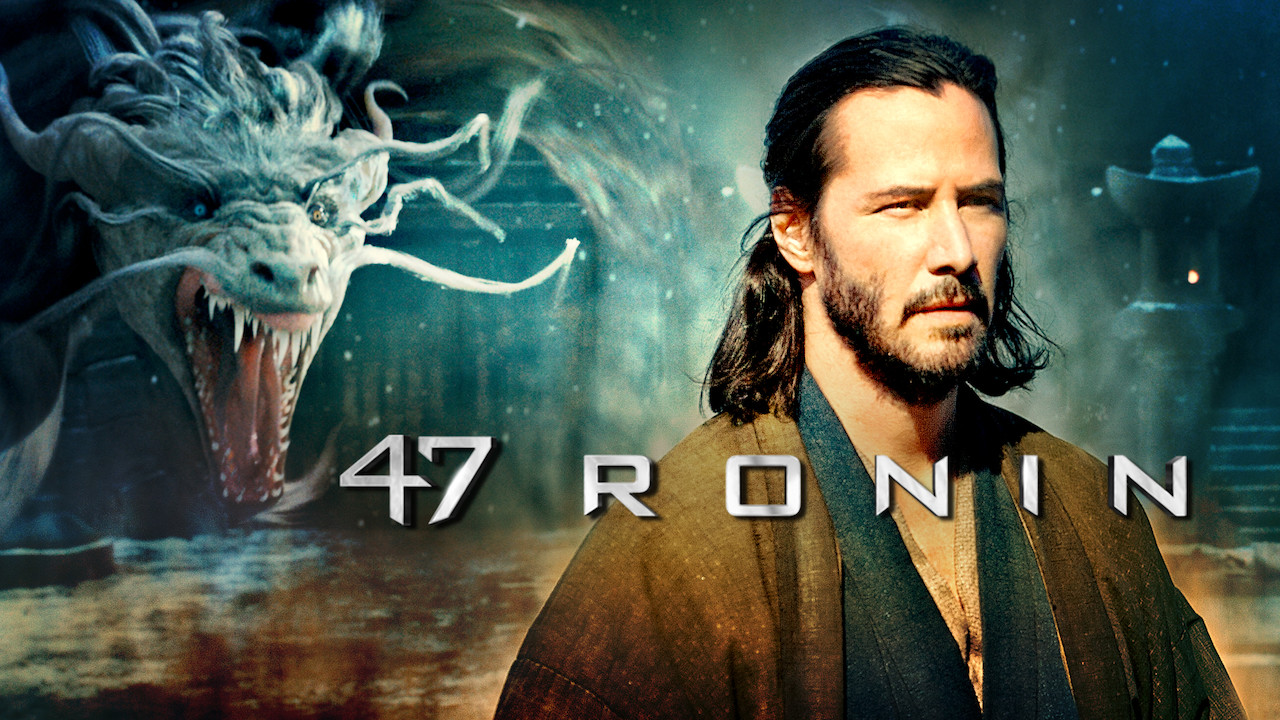 Is '47 Ronin' (2013) available to watch on UK Netflix