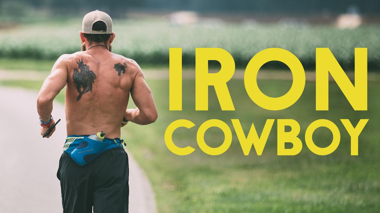 Iron Cowboy: The Story of the 50.50.50 on Netflix UK
