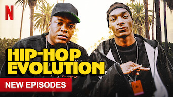 Hip-Hop Evolution (2019)