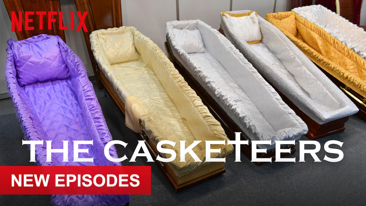 The Casketeers on Netflix UK