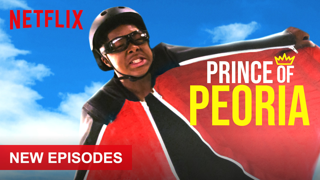 Prince of Peoria on Netflix UK