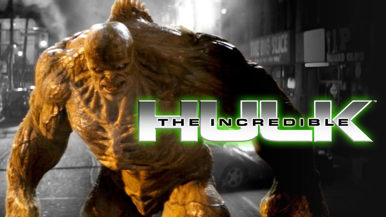 The Incredible Hulk on Netflix UK