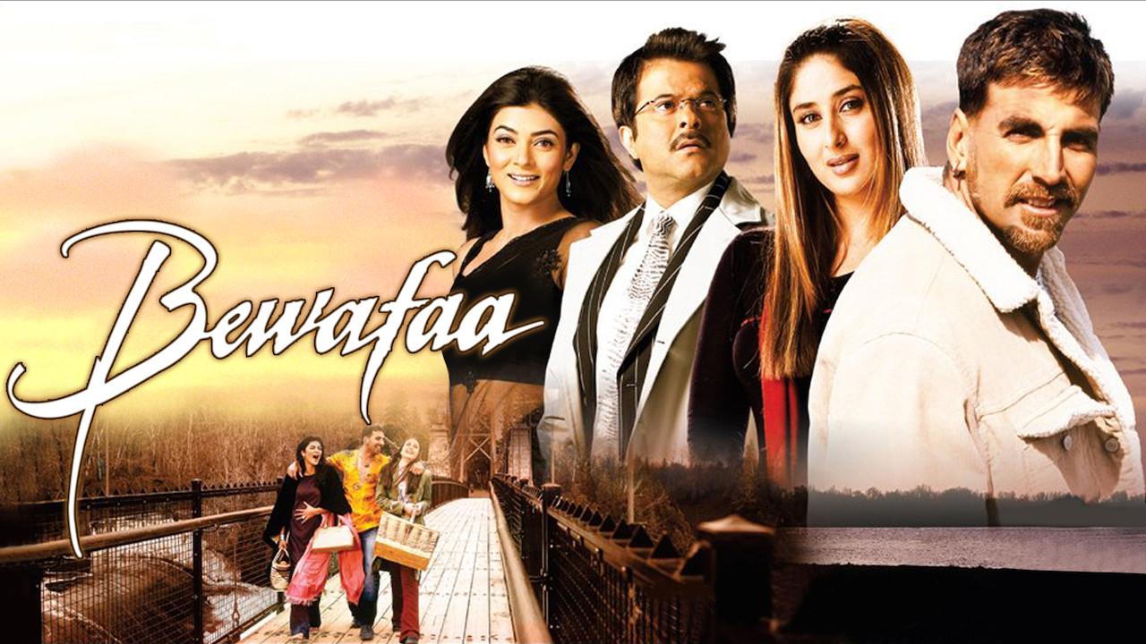 Bewafaa on Netflix UK