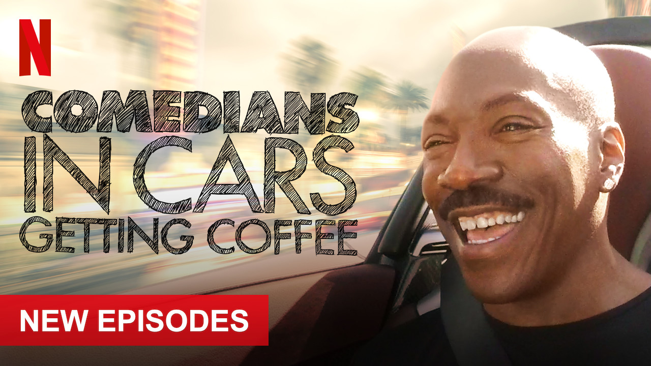 Comedians in Cars Getting Coffee on Netflix UK