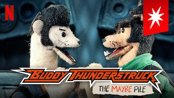 Buddy Thunderstruck: The Maybe Pile (2017)