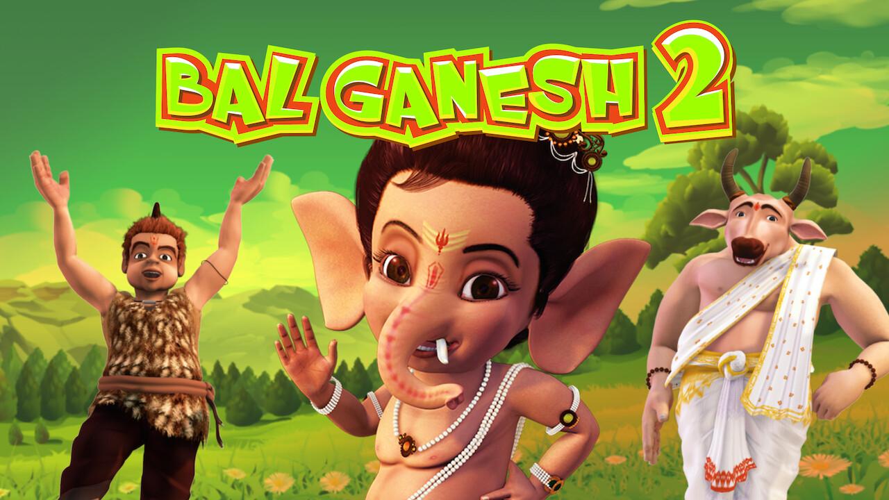Bal Ganesh 2 on Netflix UK