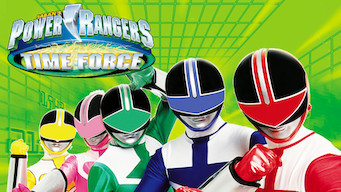 Power Rangers Time Force (2001)