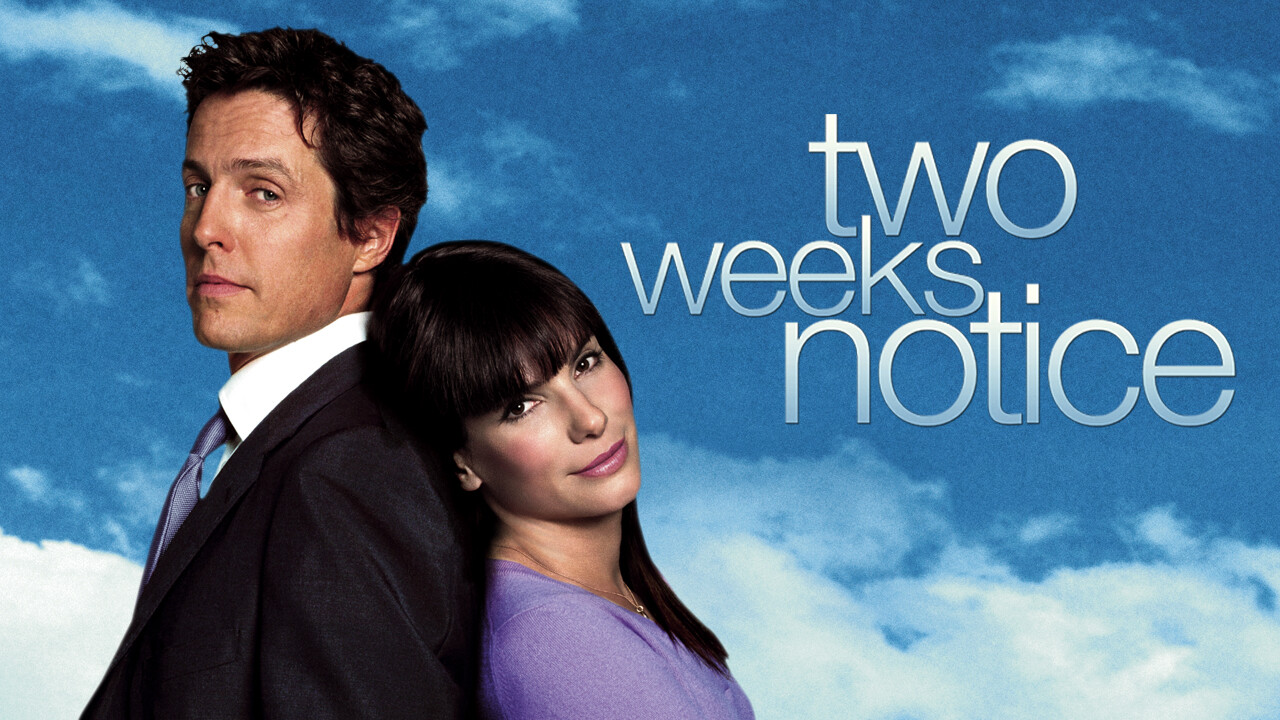 Two Weeks Notice on Netflix UK