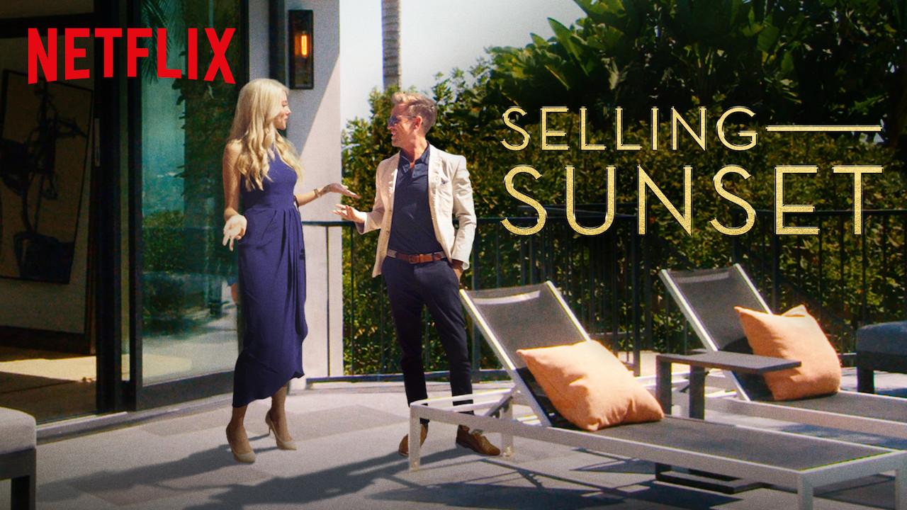 Selling Sunset on Netflix UK