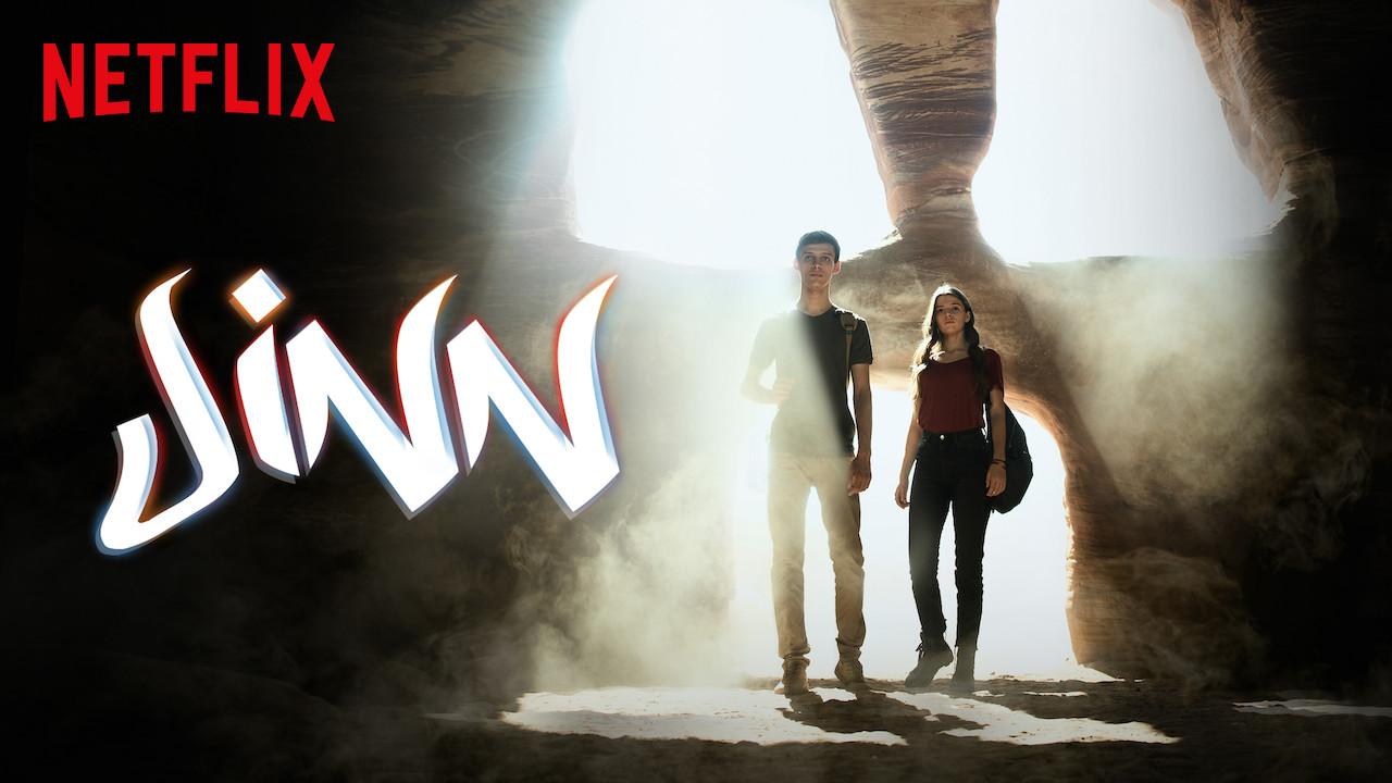 Jinn on Netflix UK