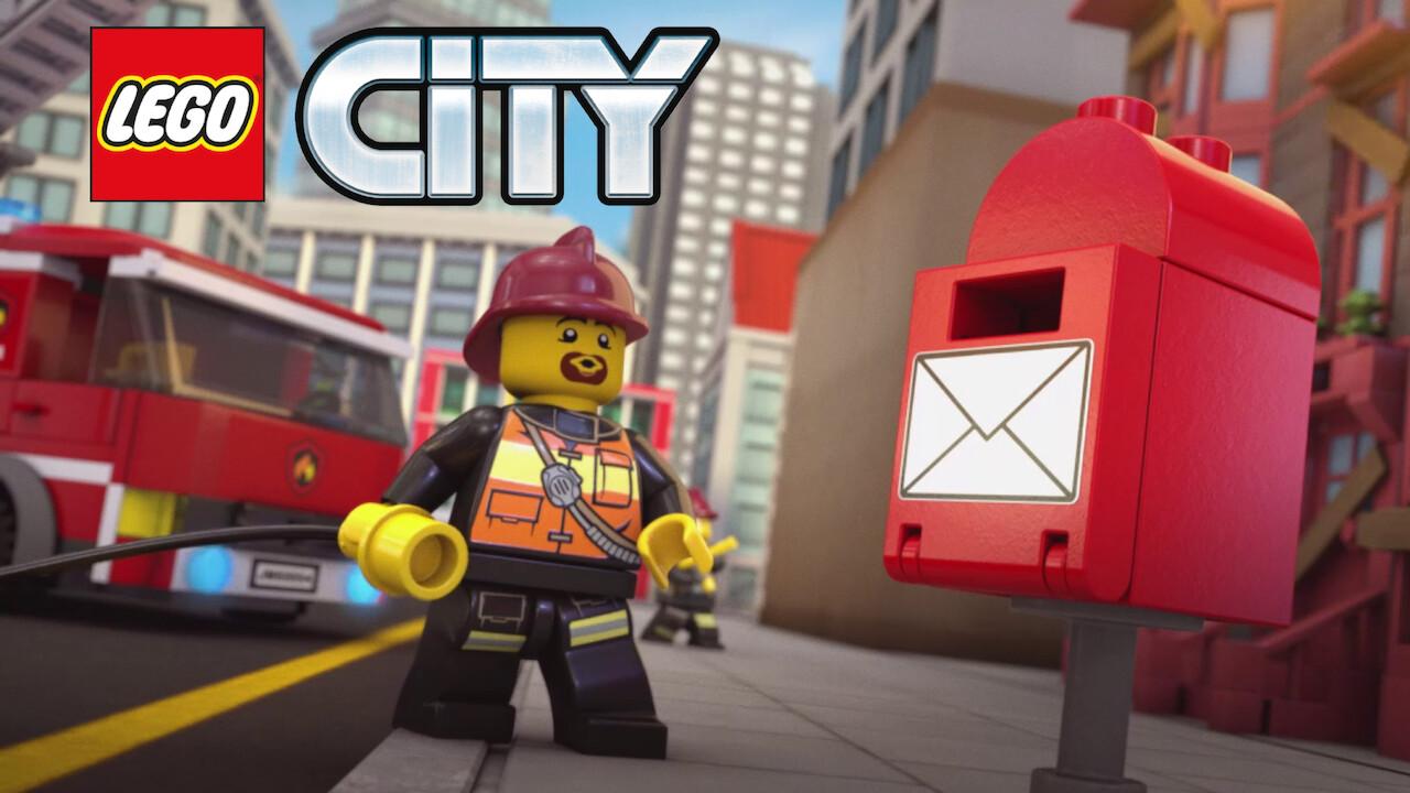LEGO CITY 2018 on Netflix UK