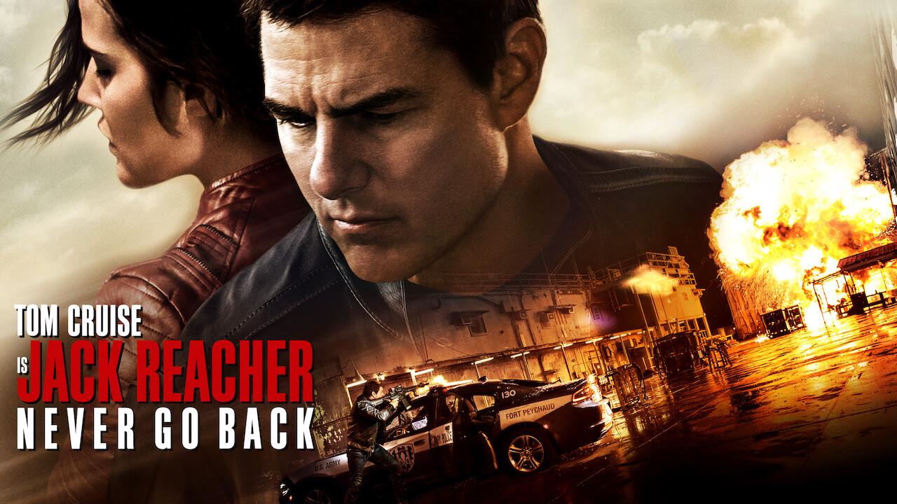 Jack Reacher Netflix