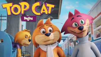 Top Cat Begins (2017)