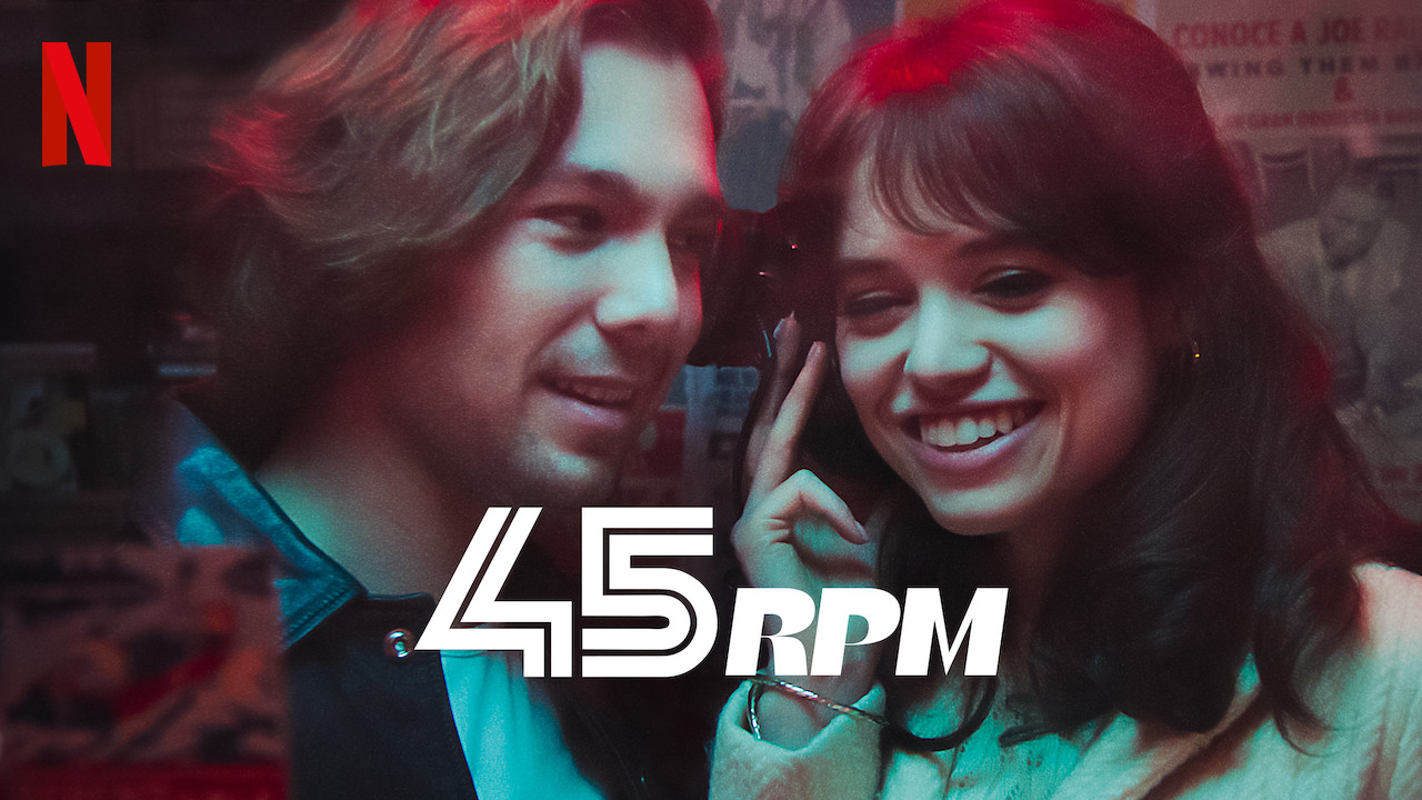 45 rpm on Netflix UK