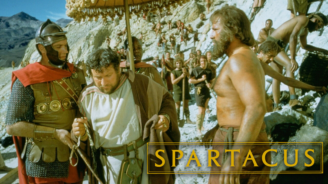 Spartacus on Netflix UK