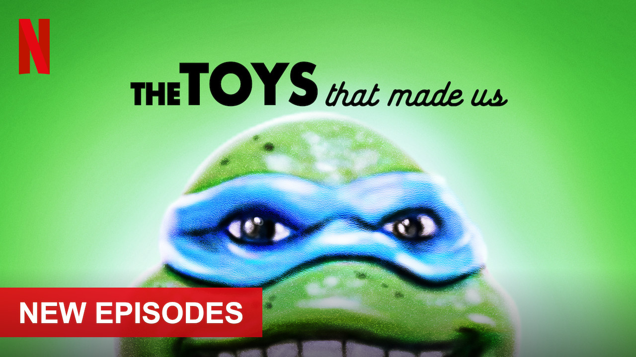 The Toys That Made Us on Netflix UK