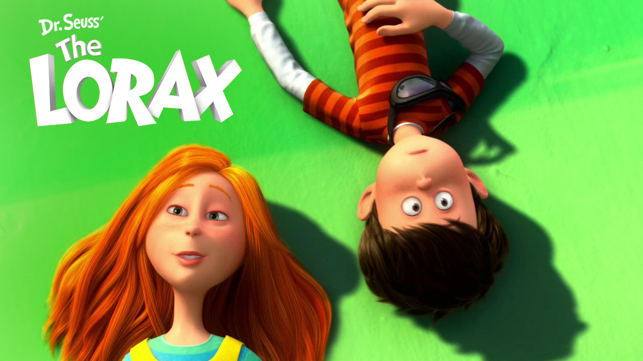Dr. Seuss' The Lorax on Netflix UK