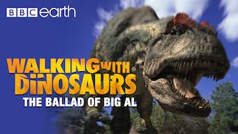 Walking with Dinosaurs: The Ballad of Big Al (2000)