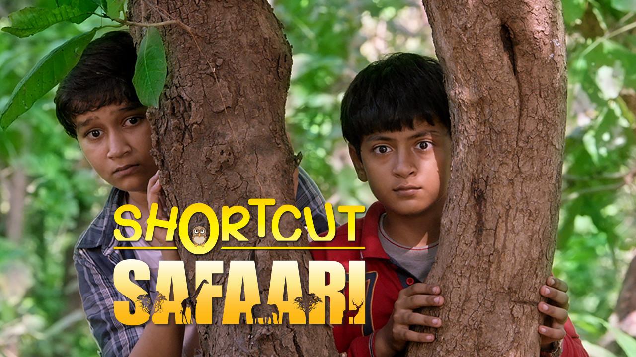 Shortcut Safari on Netflix UK