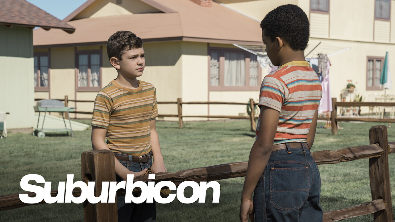 Suburbicon on Netflix UK