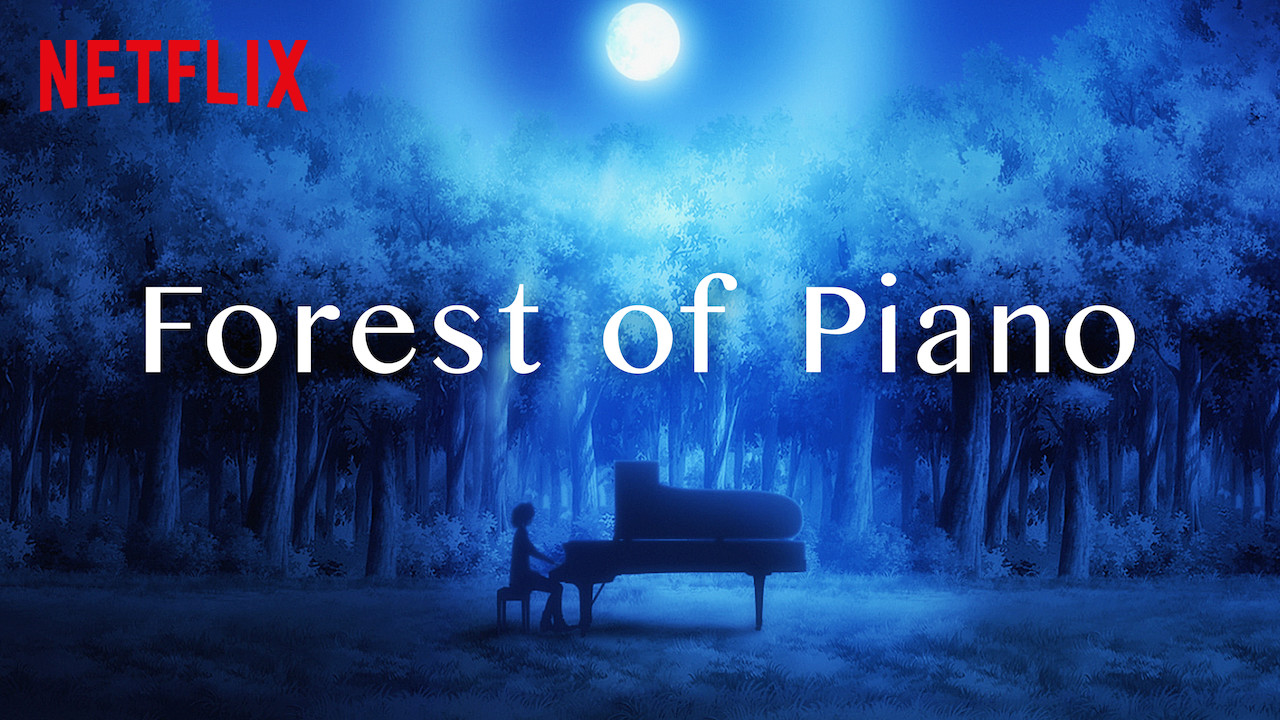 Forest of Piano on Netflix UK