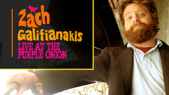 Zach Galifianakis: Live at the Purple Onion (2006)