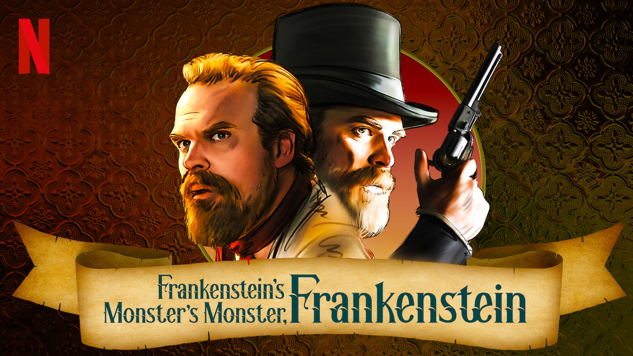 Frankenstein's Monster's Monster, Frankenstein on Netflix UK