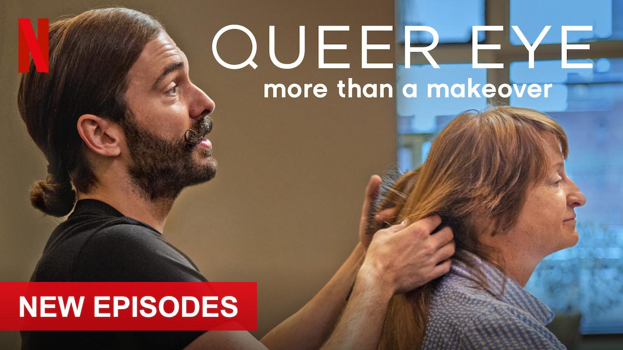 Queer Eye on Netflix UK