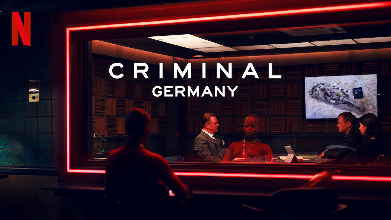 Criminal: Germany on Netflix UK