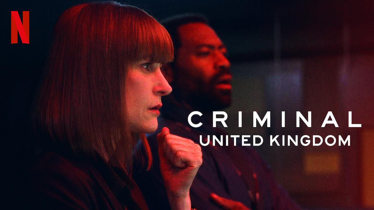 Criminal: UK on Netflix UK