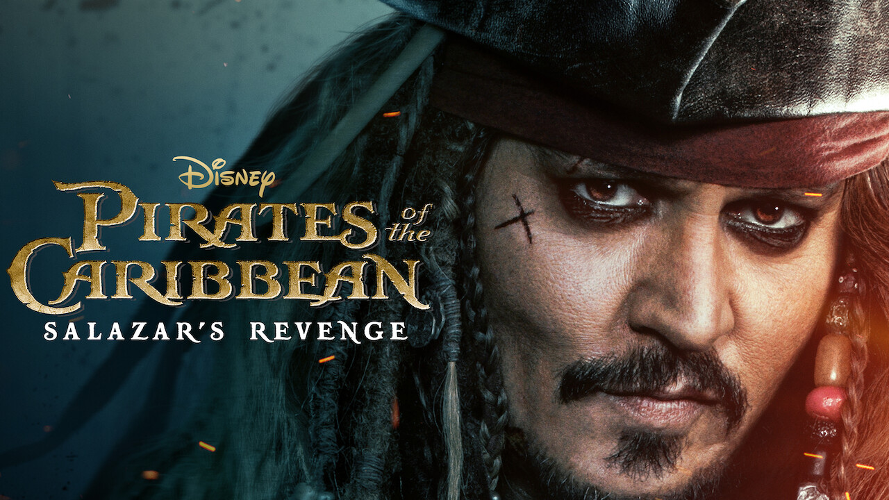 Pirates of the Caribbean: Dead Men Tell No Tales on Netflix UK
