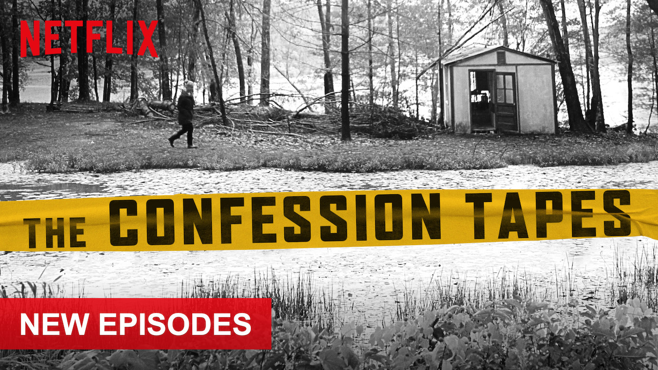 The Confession Tapes on Netflix UK