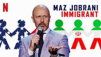 Maz Jobrani: Immigrant (2017)