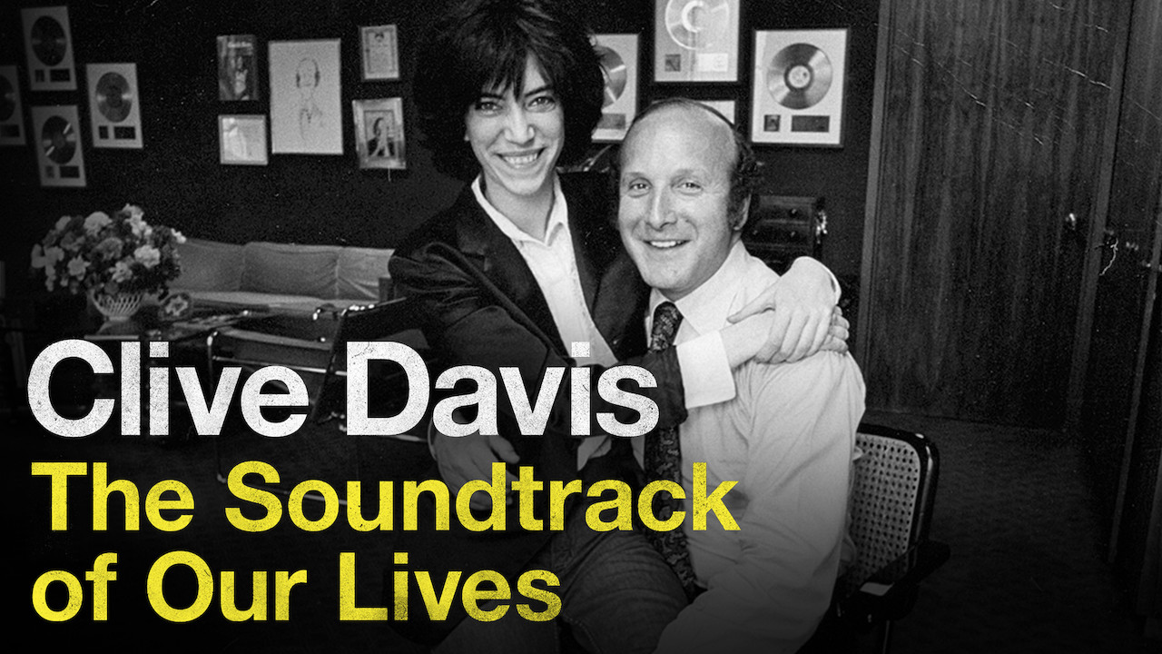 Clive Davis: The Soundtrack of Our Lives on Netflix UK