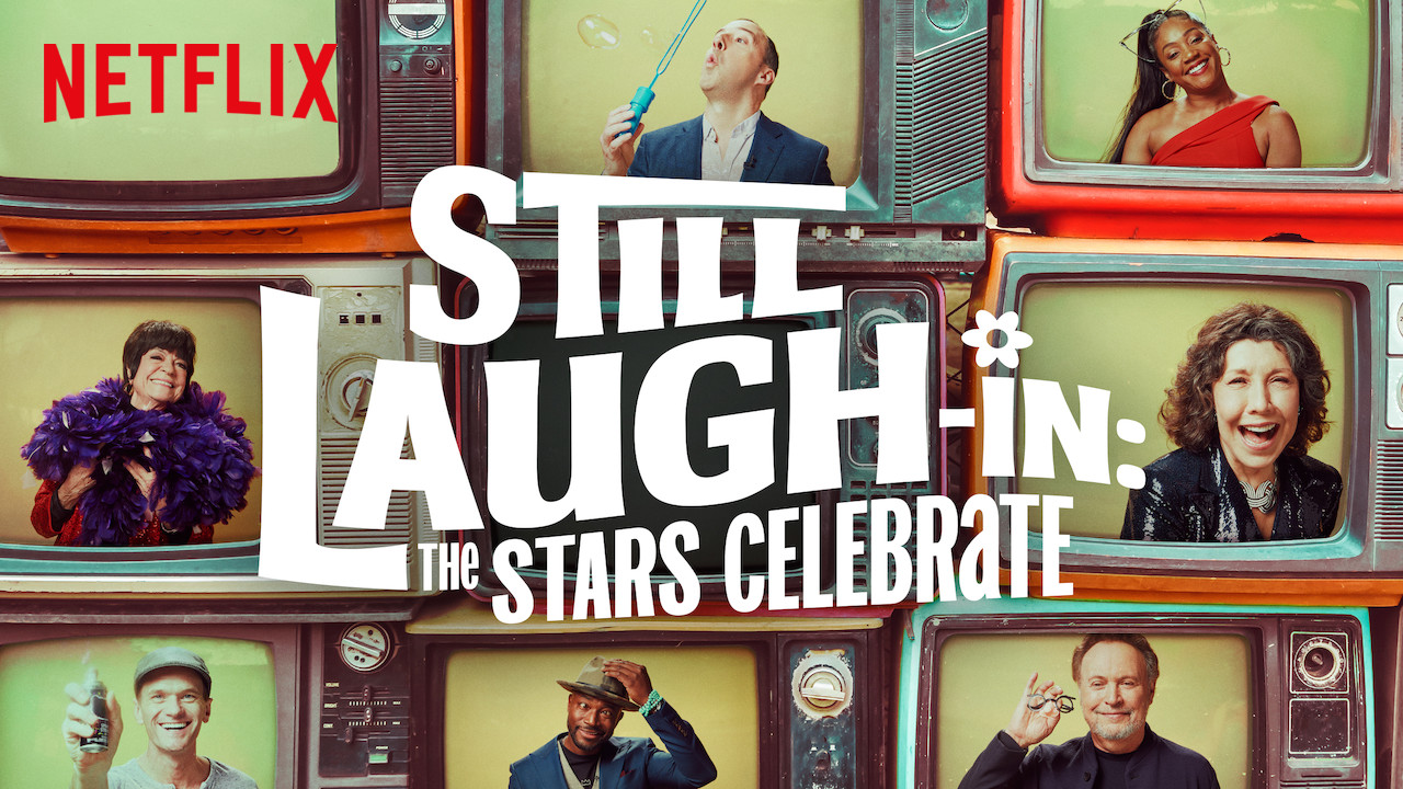 Still LAUGH-IN: The Stars Celebrate on Netflix UK