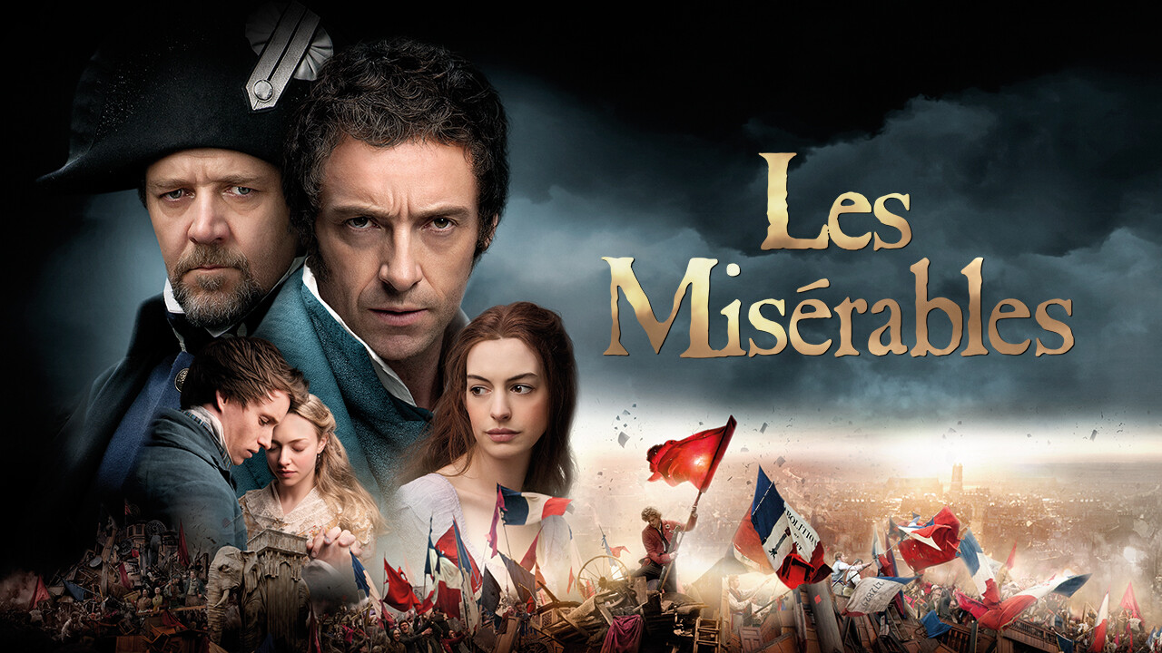 Les Misérables on Netflix UK