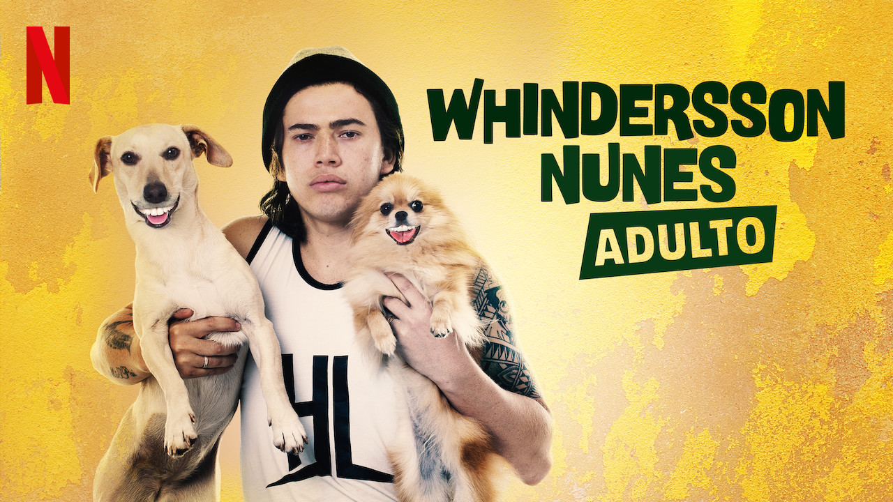 Whindersson Nunes: Adult on Netflix UK