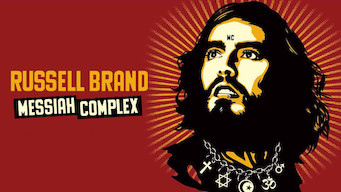 Russell Brand: Messiah Complex (2013)