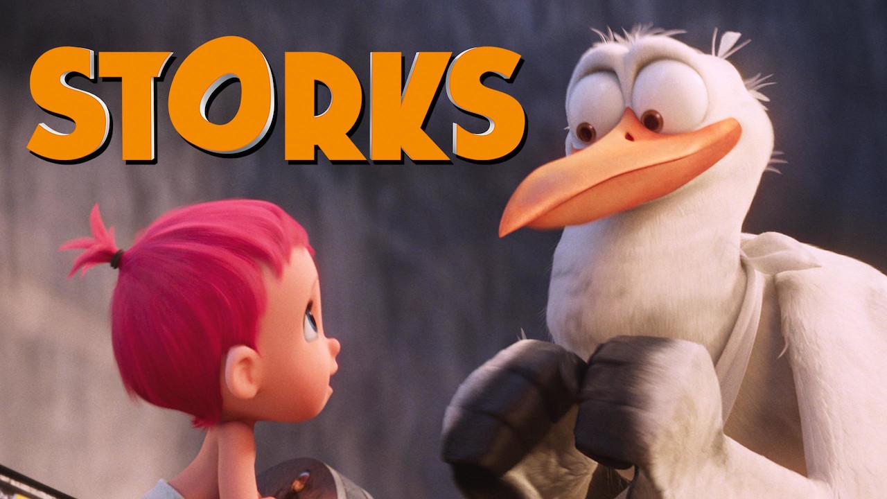 Storks on Netflix UK