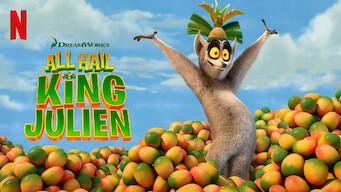 All Hail King Julien (2017)