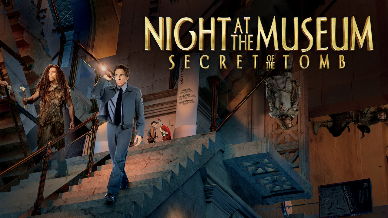 Night at the Museum: Secret of the Tomb on Netflix UK
