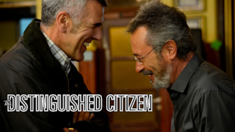 The Distinguished Citizen (2016)