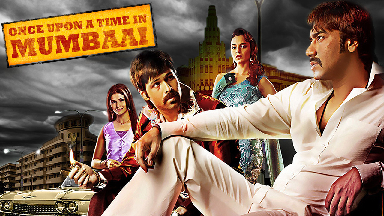 Once Upon a Time in Mumbaai on Netflix UK