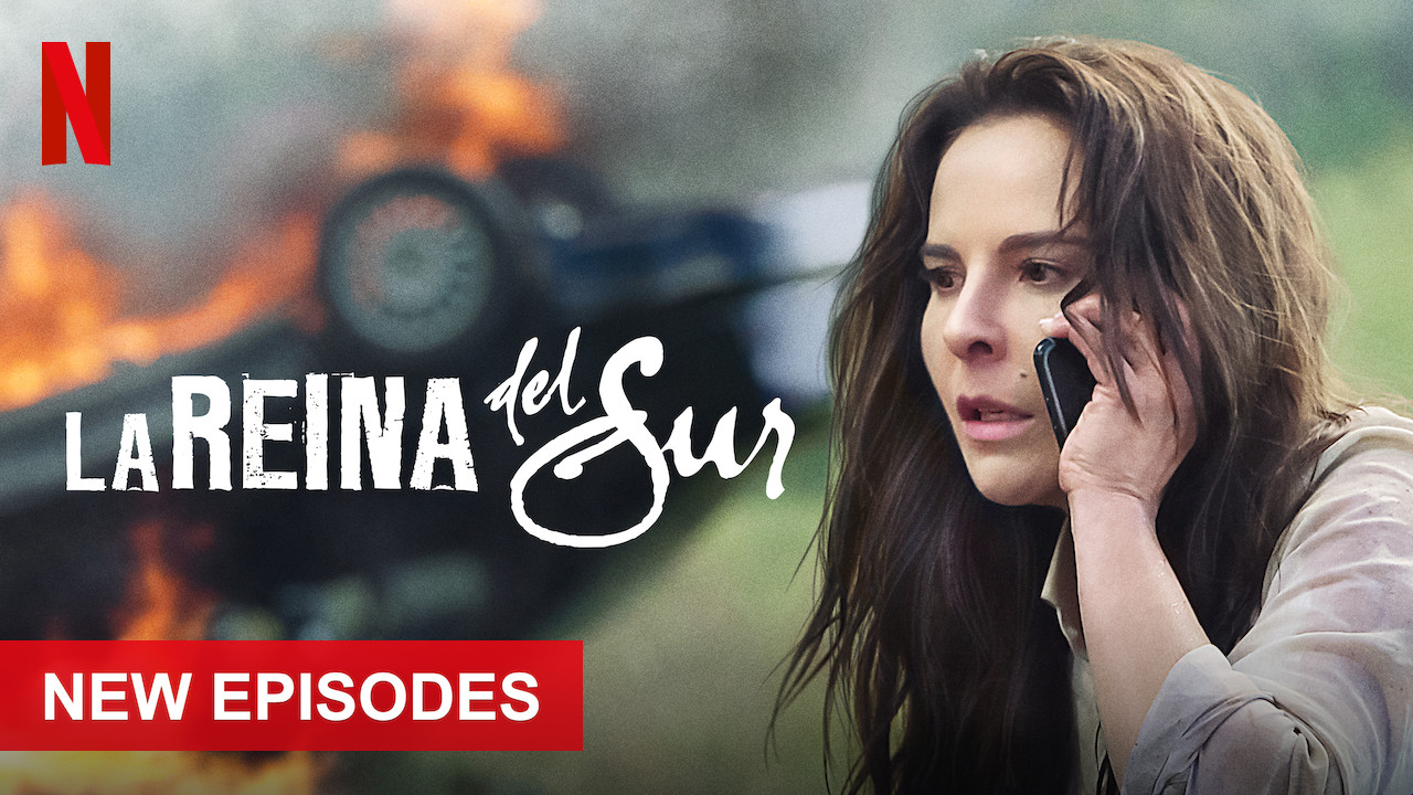 La Reina del Sur on Netflix UK