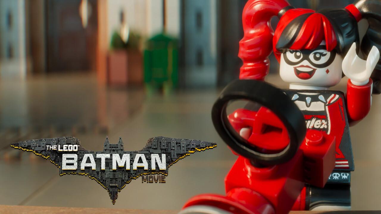 The Lego Batman Movie on Netflix UK
